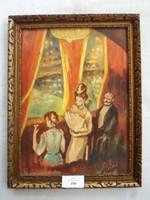 Biai-Föglein István eredeti festménye