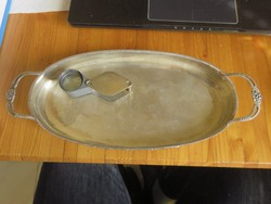 Antik 13 latos ezüst tálka Pozsonyi 1821-es próbabélyeggel