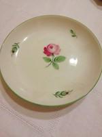 Bécsi rózsás Augarten Wien kis porcelán tálka 12.7 cm