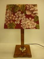 Eredeti szecessziós asztali lámpa...gyönyörű állapotban