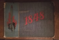 1 Ft-ról, minimálár nincs! Antik 1848! 1898-as kiadás, Jókai Mór előhangjával. Gyönyörű darab
