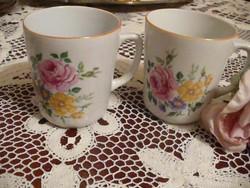 2 ddb zsolnai csésze
