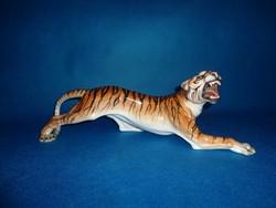 Herendi Nagy méretű Tigris