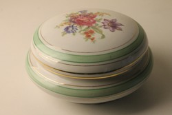 Retro Cmielow porcelán bonbonier, bonbontartó