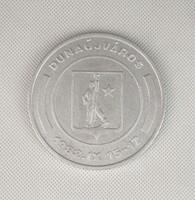 0U795 Kohászati plakett Dunaújváros 1982
