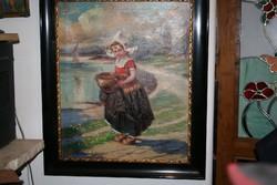 Ivanácz Zsolt József kép eladó