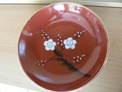 Kistányér kézifestésű japán porcelán 2db