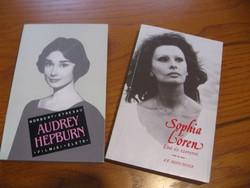 Sophia Loren és Audrey Hepburn