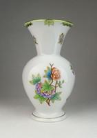 0U676 Viktória mintás Herendi váza 20.5 cm