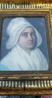 JEAN ÉTIENNE LIOTARD BAROKK PASZTELL 1795 EREDETI