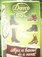 Színházi Élet 1934.50.szám /hátán Dorco Pol - Berény - Bortnyik reklámgrafika/