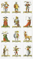 Artner Margit - Csillagképek 50 x 28.5 cm rézkarc