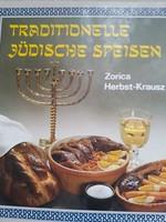 Zsidó szakácskönyv- német nyelvű