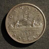 Dollar Canada 1963