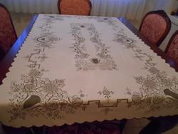 Pamut  asztalterítő 160x95 cm