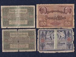 4 db német márka (id5541)