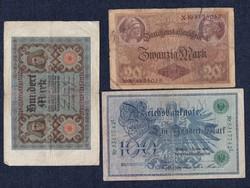 3 db német márka (id5550)