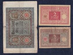 3 db német márka (id5555)