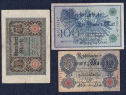 3 db német márka(id5563)