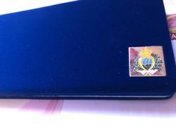 1999 San Marino ezüst 5000+10000 líra pár 18+22 gramm 0,835 Ritka!!!PP