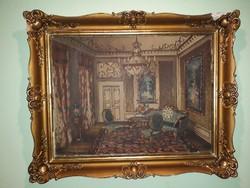 Apátfalvy Czene János festmény eladó