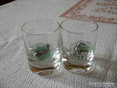Snapszos pohár / likőrös /