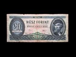 20 FORINT 1975 - KÁDÁR CIMERREL