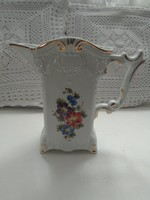 Gyönyörű formájú Gerold porcelán kancsó
