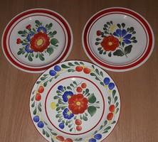 Kispesti gránit akasztós tányér