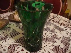 Gyönyörű ólomkristály nagyobb váza
