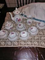 Porcelán kávés készlet