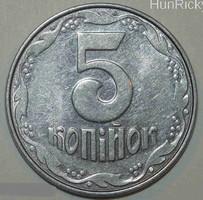 5 Kopijka - Ukrajna - 2004.