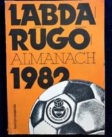Labdarúgó almanach 1982