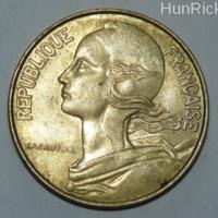 20 Centimes - Franciaország - 1976.