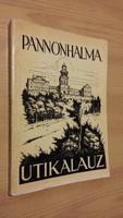 Horváth Detre: Pannonhalma. Útikalauz. 1961.