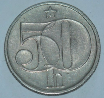 50 Haller - Csehszlovákia - 1979.