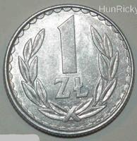 1 Zloty - Lengyelország - 1982.