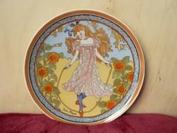 Villeroy & Boch  porcelán falitányér