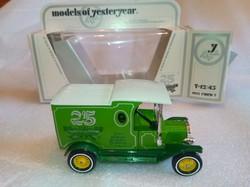 1912-es Ford Model T Matchbox 1978-ban Angliában gyártott modell autó eredeti dobozában eladó