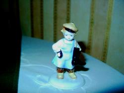 Német cipész kisfiú 9 cm Metzler & Ortloff