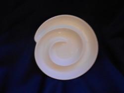 Porcelán asztalközép, kínáló, apró sérüléssel