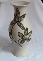 Jelzett BOD ÉVA kerámia váza