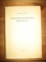 PÁDER JÁNOS-A KOSÁRLABDÁZÁS OKTATÁSA 1968