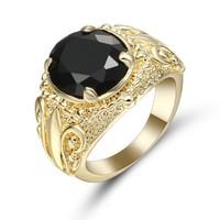 Gold Filled gyűrű GFGY-CZ01-2-16,5