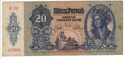 20 pengő 1941 I.