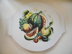 Retro kerámia, porcelán tortatál (Grüntadt Keramik)