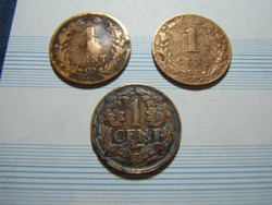 1 cent RR! 1878-1883-1922