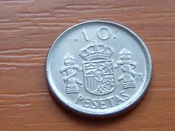 SPANYOL 10 PESETA 1992