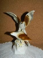 Német porcelán madárpár.