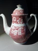Angol Royal Tudor 14 darabos teas szett